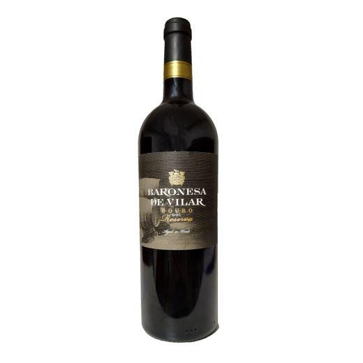 Vinho Baronesa de Vilar Douro Doc Reserva Tinto 750ml