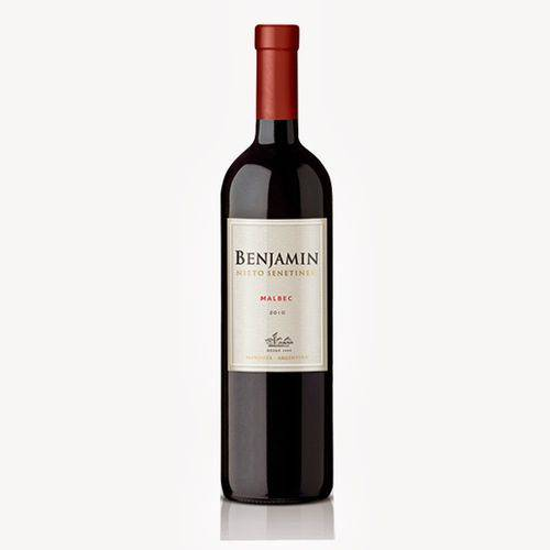 Vinho Benjamin Nieto Malbec 750ml