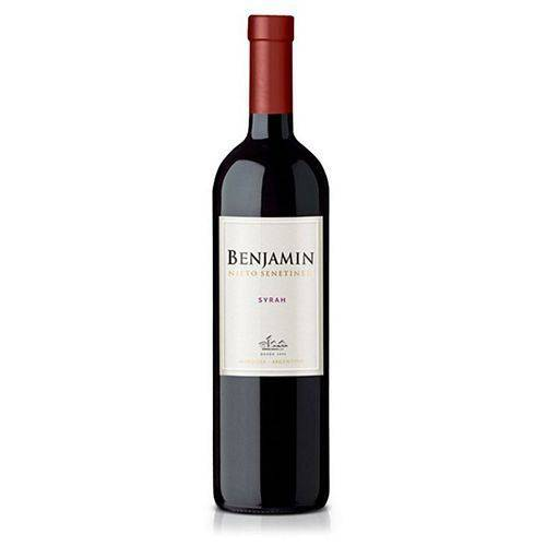 Vinho Benjamin Nieto Syrah 750ml