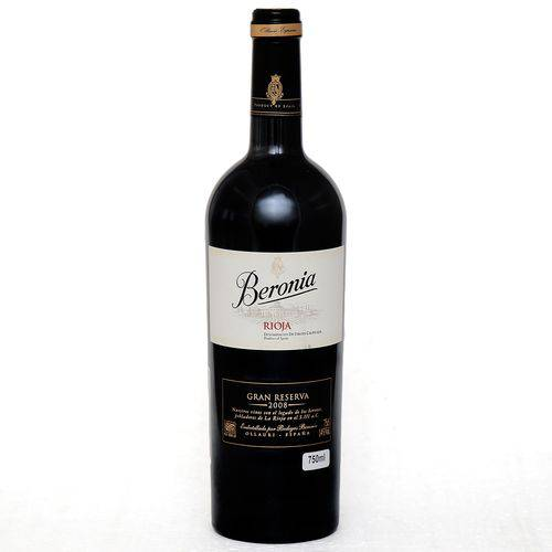 Vinho Beronia Reserva (750ml)
