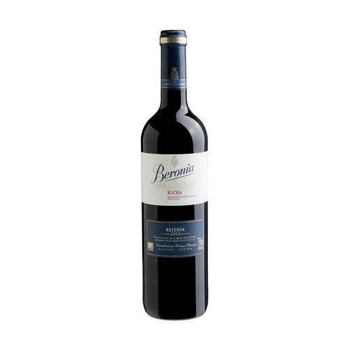 Vinho Beronia Reserva Espanha