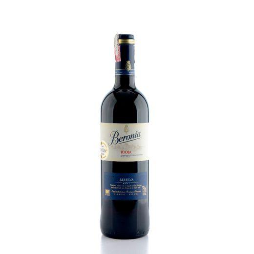 Vinho Beronia Reserva