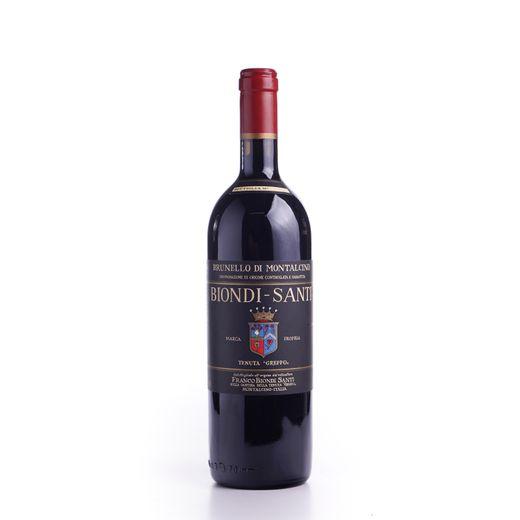 Vinho Biondi Santi Brunello Di Montalcino 1997 750ml