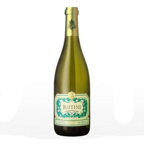 Vinho Branco Rutini Chardonnay 750 Ml Argentina