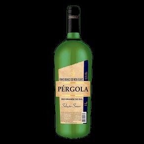 Vinho Brasileiro Pérgola Branco Suave 1l