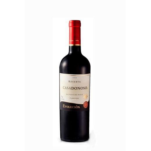 Vinho Casa Donoso Reserva Carmenere 750ml