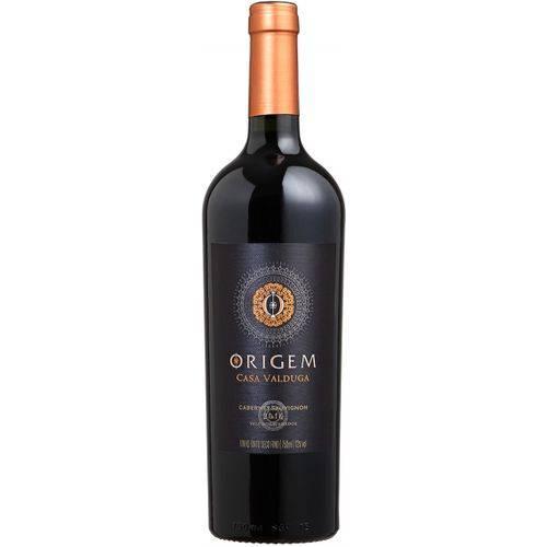 Vinho Casa Valduga Origem Cabernet Sauvignon 750ml