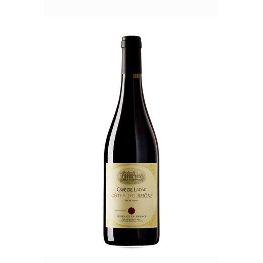Vinho Cave de Ladac Rouge 750ml