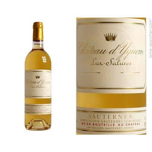 Vinho Chateau D Yquem 1997