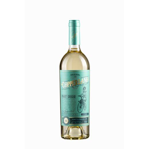 Vinho Copperland Pinot Grigio 750ml