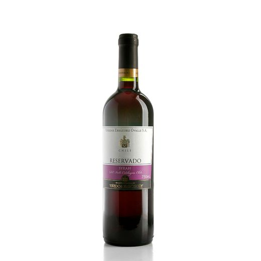 Vinho Errazuriz Reservado Syrah