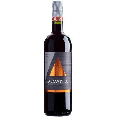 Vinho Espanhol Alcanta Monastrell Cabernet Sauvignon Tempranillo 2016