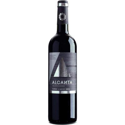 Vinho Espanhol Alcanta Roble