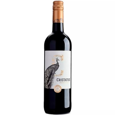 Vinho Espanhol Cristatus Tinto 2016