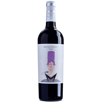 Vinho Espanhol Madame Bobalu 2016
