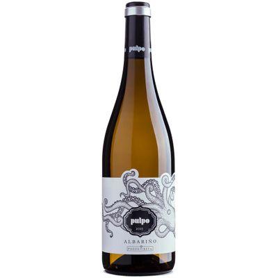 Vinho Espanhol Pulpo Albariño 2016