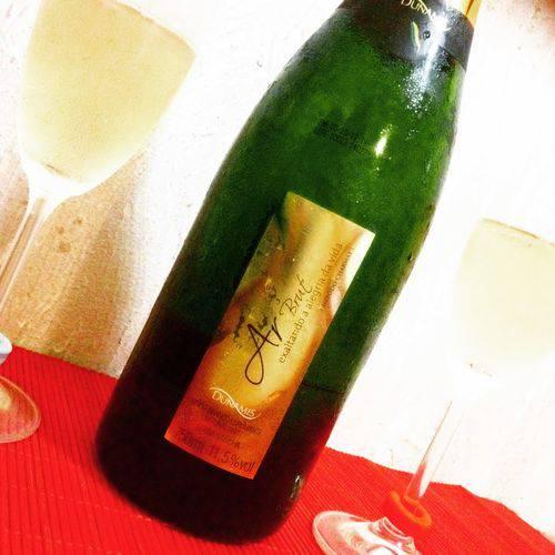 Vinho Espumante Dunamis Ar Brut 750ml.