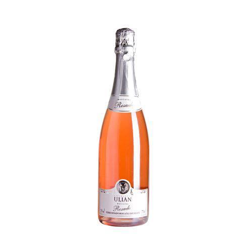 Vinho Espumante Moscatel Rose Vinhos Ulian