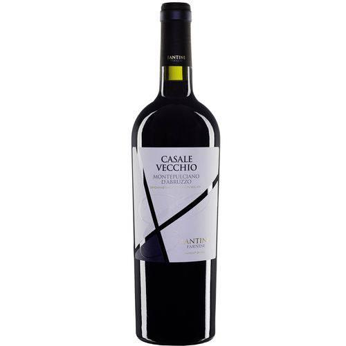 Vinho Farnese Fantini Casale Vecchio Tinto 750 Ml