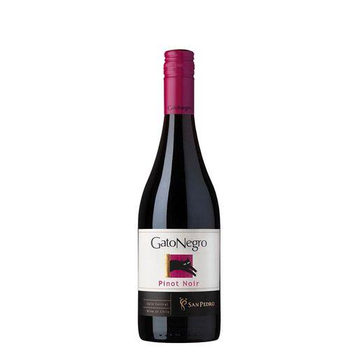 Vinho Gato Negro Pinot Noir