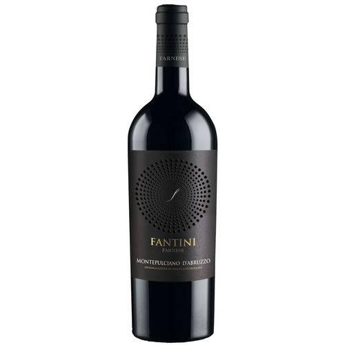 Vinho Italiano Tinto Fantini Montepulciano D'Abruzzo DOC 750ml