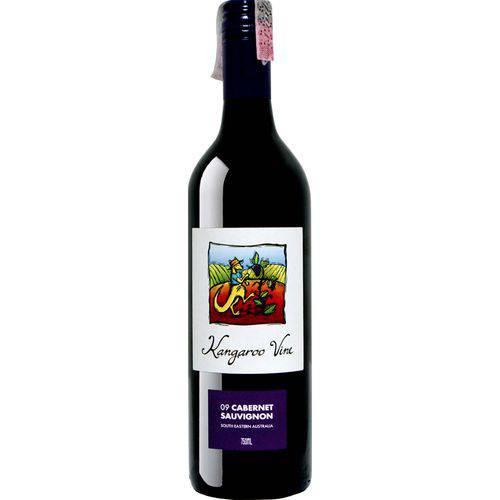 Vinho Kangaroo Cabernet Sauvignon Tinto 750 Ml