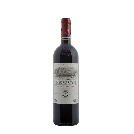 Vinho Los Vascos Grande Reserva