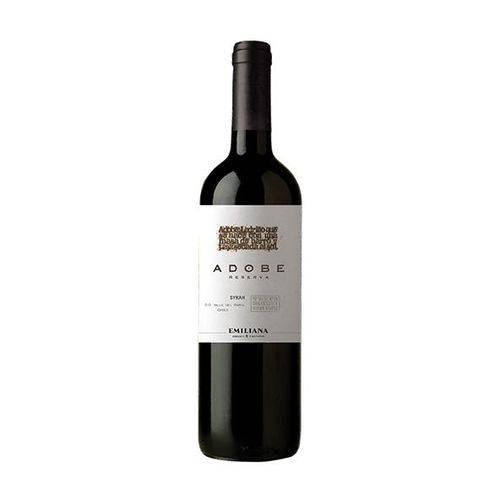 Vinho Orgânico Emiliana Syrah Tto 750ml - Adobe