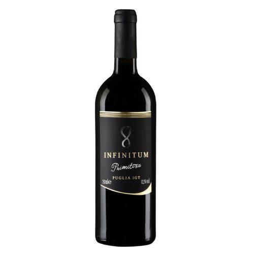 Vinho Primitivo Infinitum Torrevento Tinto 750 Ml