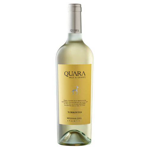 Vinho Quara Torrontes Reserva Branco 750 Ml