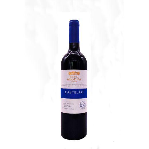 Vinho Quinta da Alorna Castelão 750ml