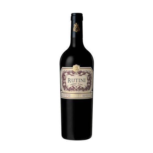 Vinho Rutini Cabernet-Malbec Argentina