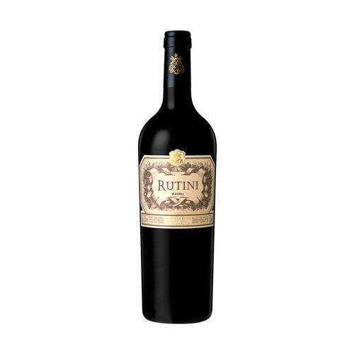 Vinho Rutini Malbec Argentina