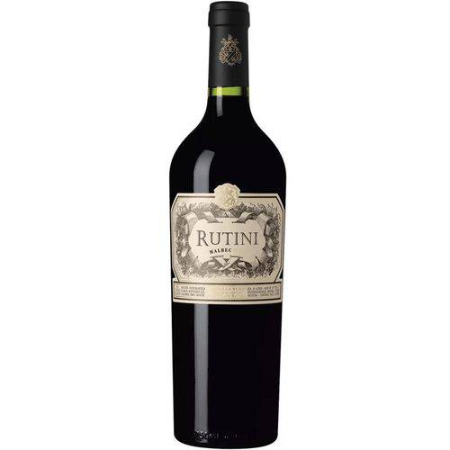 Vinho Rutini Malbec Tinto 750 Ml