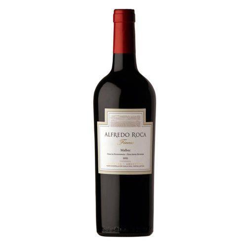 Vinho Tinto Alfredo Roca Fincas Malbec