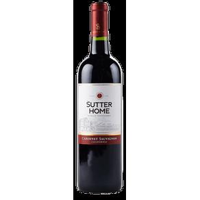 Vinho Tinto Americano Sutter Home Cabernet Sauvignon 750ml