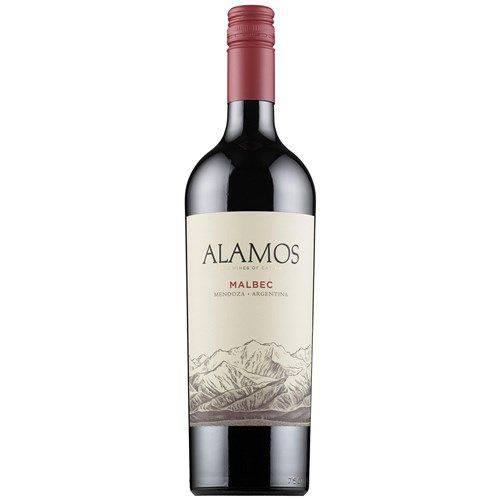 Vinho Tinto Argentino Alamos Malbec 750ml