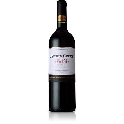 Vinho Tinto Australiano Jacobs Creek Shiraz Cabernet 750ml