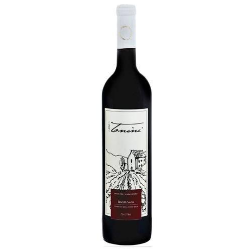 Vinho Tinto Bordô Seco 750 Ml Tonini