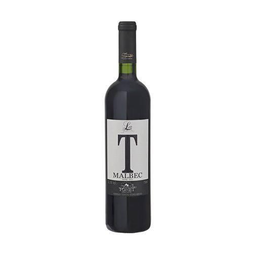 Vinho Tinto Fino Malbec Cantina Tonet