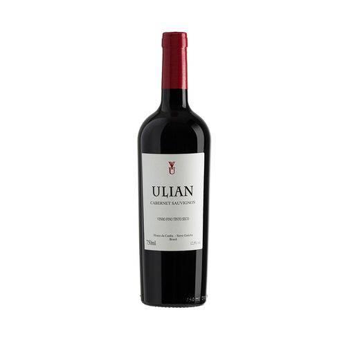 Vinho Tinto Seco Fino Cabernet Sauvignon Vinhos Ulian