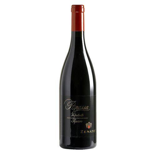 Vinho Tinto Zenato Ripassa Valpolicella Clássico DOC 750 Ml Itália