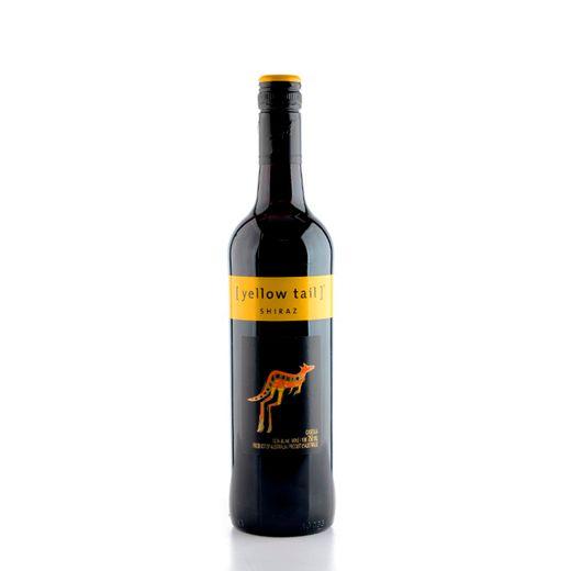 Vinho Yellow Tail Shiraz