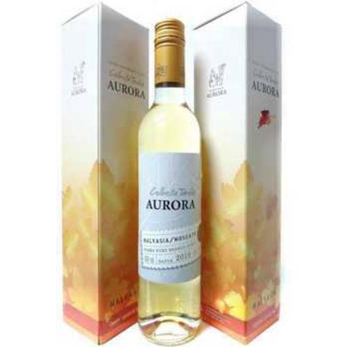 3 Vinhos Aurora Colheita Tardia - Suave/doce