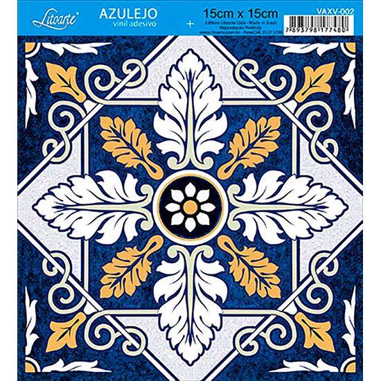 Vinil Adesivo Azulejo Decorativo e Parede VAXV-002 - Litoarte
