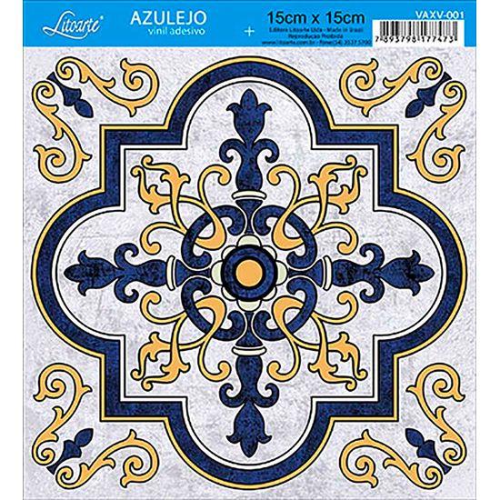 Vinil Adesivo Azulejo Decorativo e Parede VAXV-001 - Litoarte