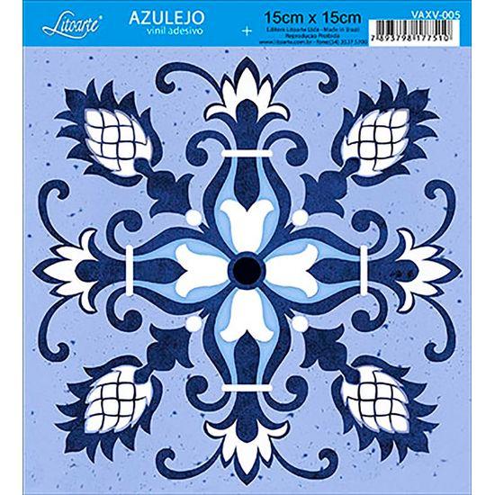 Vinil Adesivo Azulejo Decorativo e Parede VAXV-005 - Litoarte