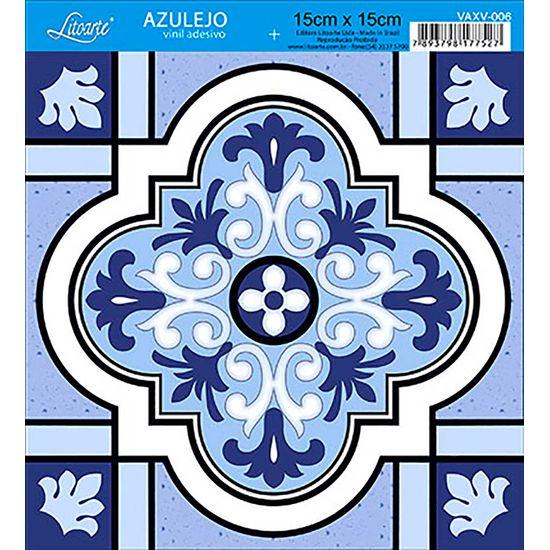 Vinil Adesivo Azulejo Decorativo e Parede VAXV-006 - Litoarte