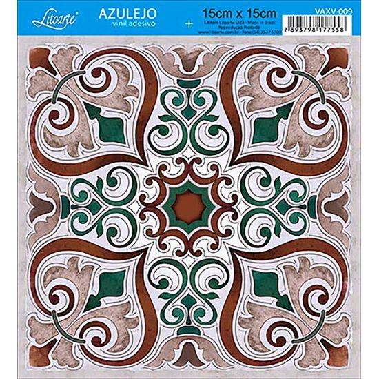 Vinil Adesivo Azulejo Decorativo e Parede VAXV-009 - Litoarte