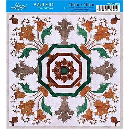 Vinil Adesivo Azulejo Decorativo e Parede VAXV-010 - Litoarte